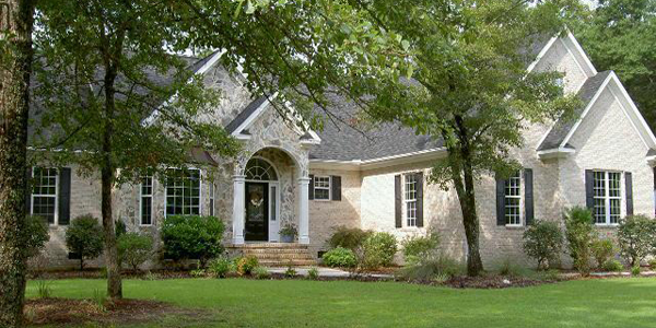 Brick Landing  Golf Course Fairway Home – 1745 Oakbrook Drive