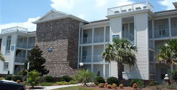 Sea Trail Golf Resort Condominium