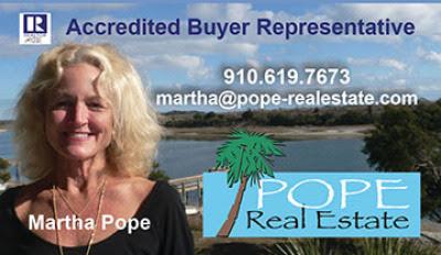 Martha Pope Real Estate Agent Ocean Isle Beach NC