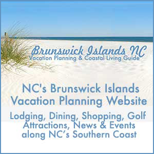 Brunswick Islands of NC Vacation Planning and Coastal Living Guide